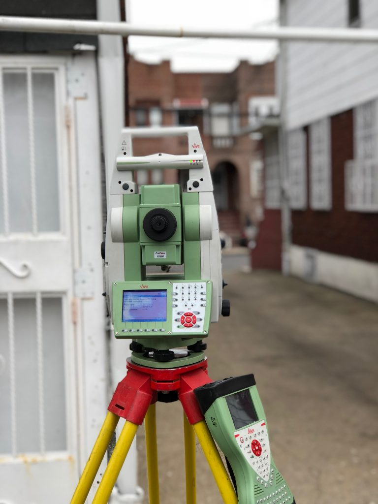 Construction Land Surveying